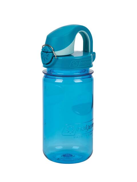 Nalgene Everyday OTF Kids Trinkflasche 350ml eisblau